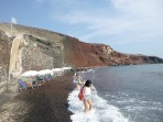 Roter Strand - Insel Santorini foto 8