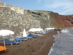 Roter Strand - Insel Santorini foto 9