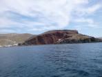 Roter Strand - Insel Santorini foto 13