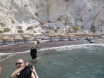 Weißer Strand - Insel Santorini foto 3