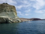 Weißer Strand - Insel Santorini foto 14