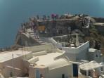 Ruinen der byzantinischen Burg (Oia) - Santorini foto 4
