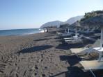 Strand Agia Paraskevi - Insel Santorini foto 9