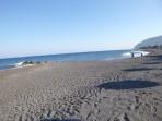 Strand Agia Paraskevi - Insel Santorini foto 10