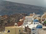 Ruinen der byzantinischen Burg (Oia) - Santorini foto 6