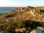 Natur auf der Insel Rhodos foto 2