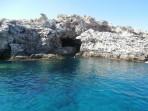 Natur auf der Insel Rhodos foto 4