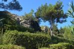 Natur auf der Insel Rhodos foto 3